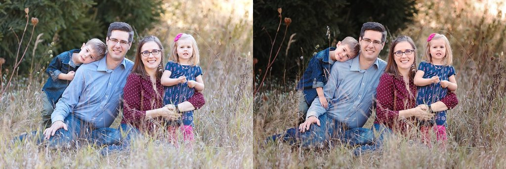 Head swap, body swap, child and family photographer, holiday portraits, composite,