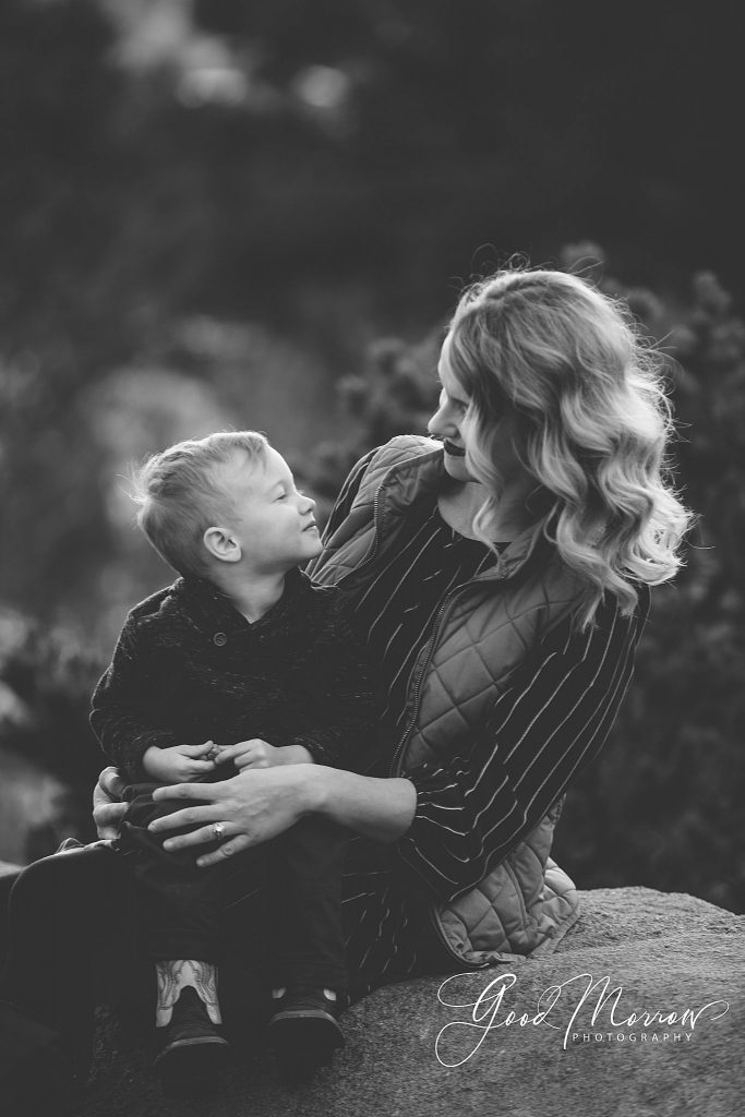 Good Morrow Photography - mother and son