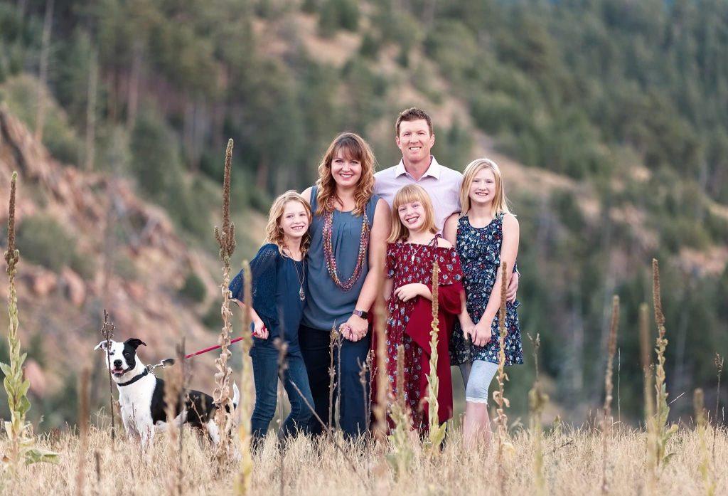 Good Morrow Photography - playful family portrait