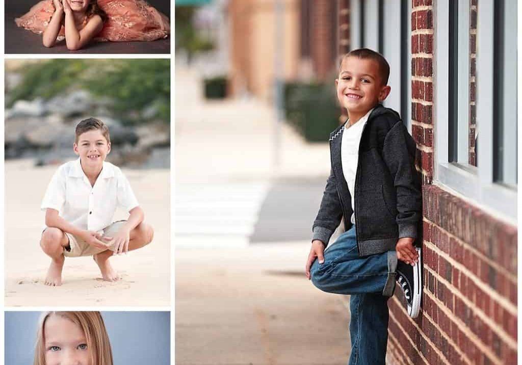 Why display pro pics of your kids